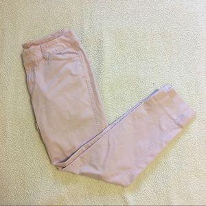 Old Navy Pixie Pants in Lavender